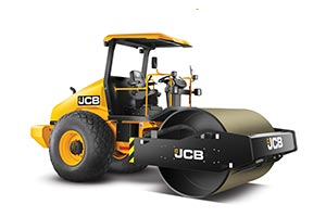 JCB Compactors for road projects
